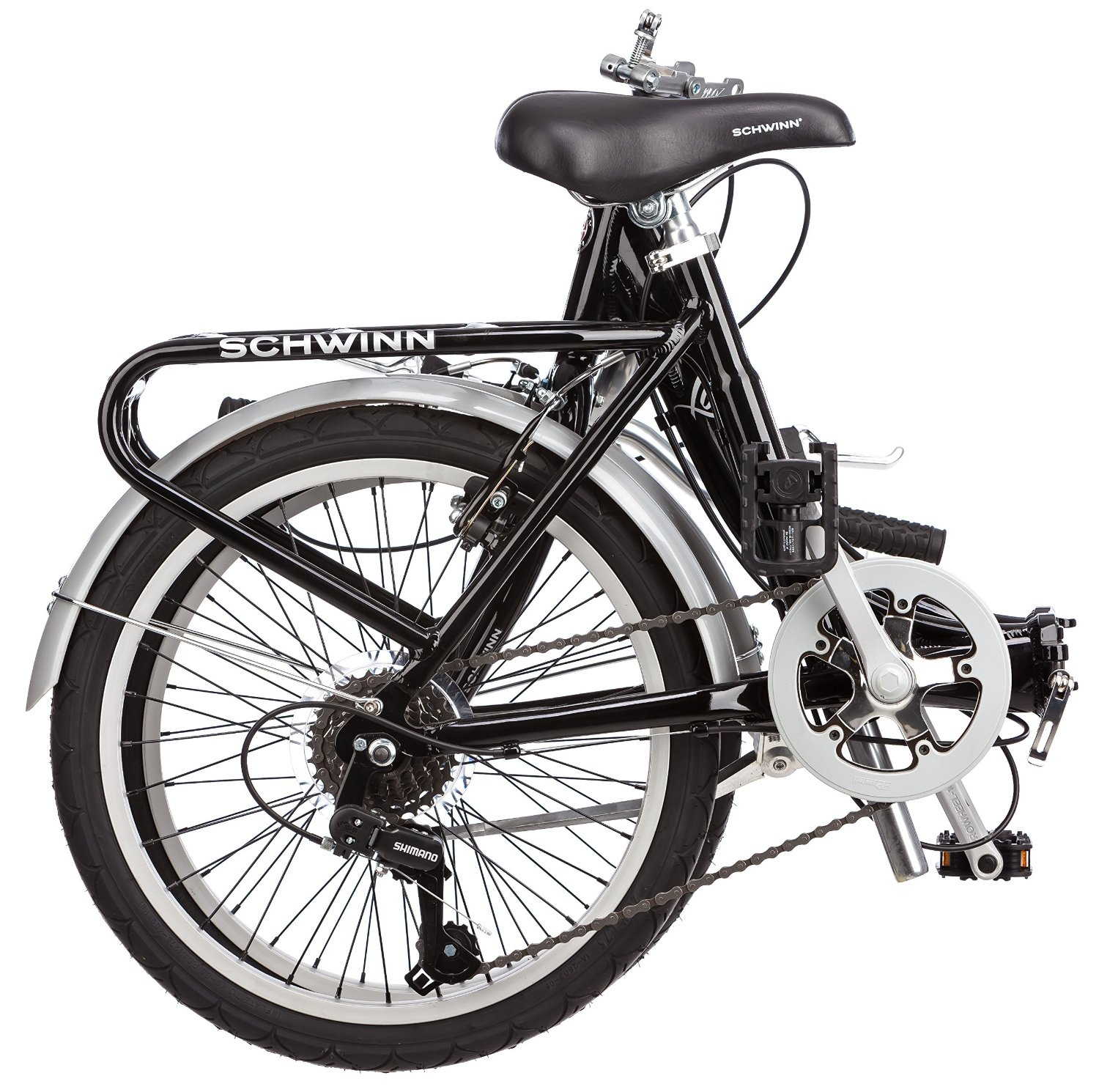 Schwinn Loop Folding Bike Review