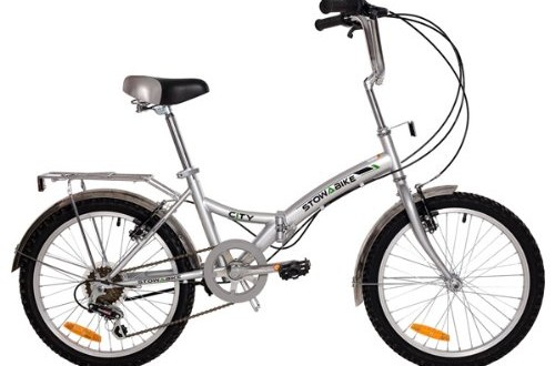 Stowabike Folding City Compact Bike Review