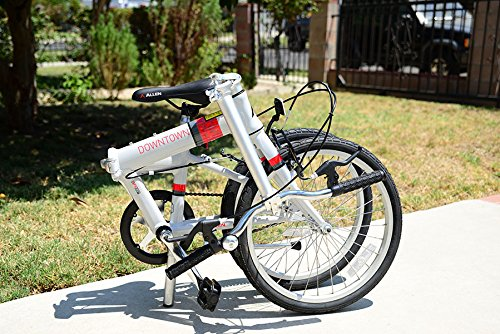 Allen Sports Downtown Folding Bike Review