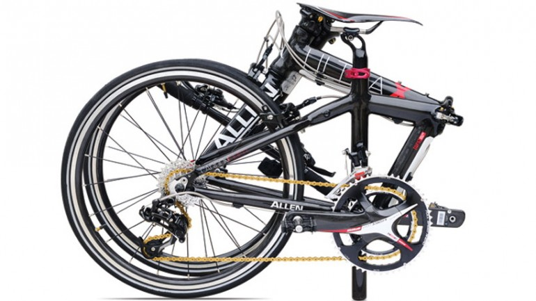 Allen Sports Ultra X Folding Bike
