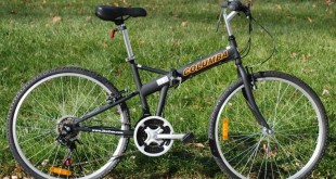Columba SP26S Folding Bike Review