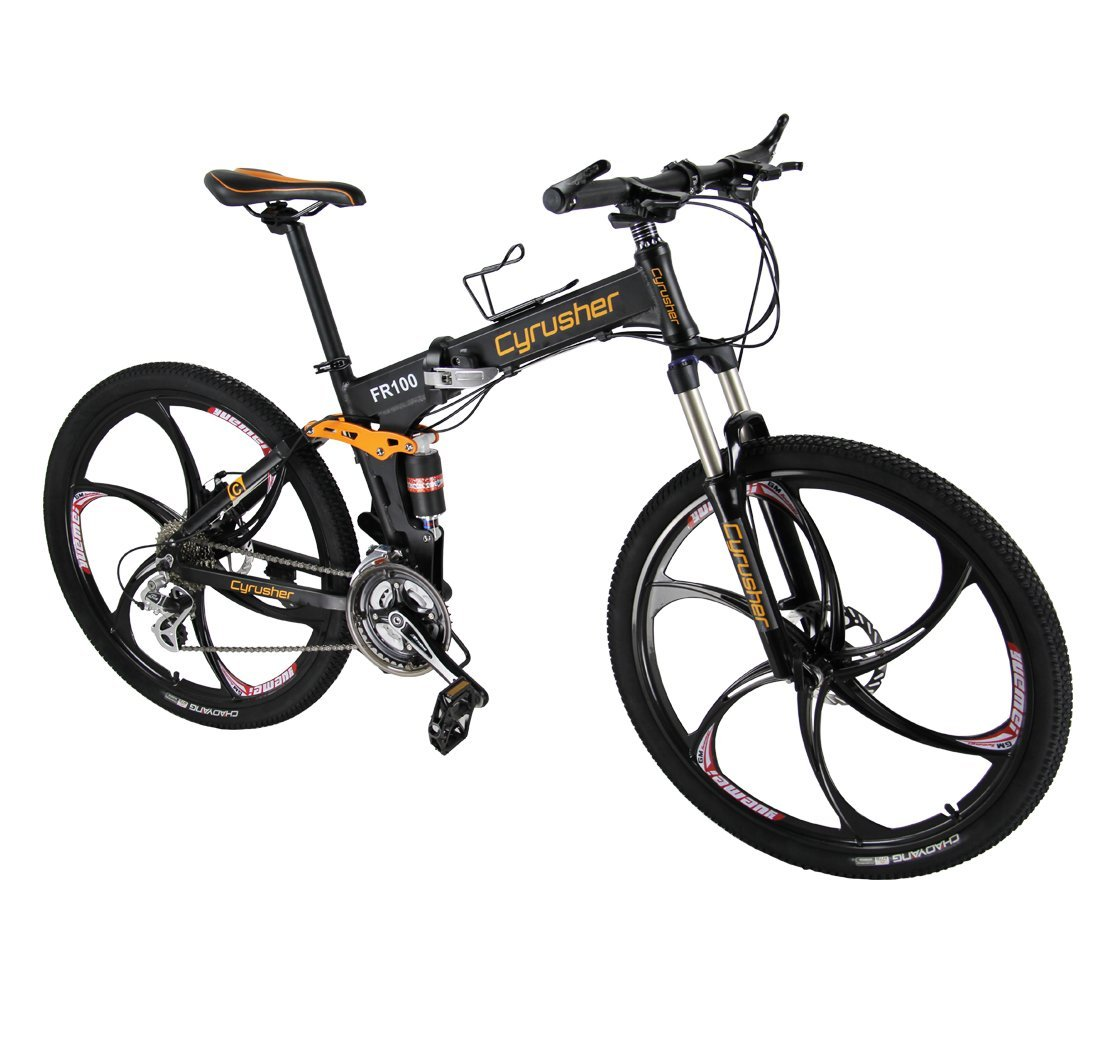 Cryusher FR100 Folding Bike