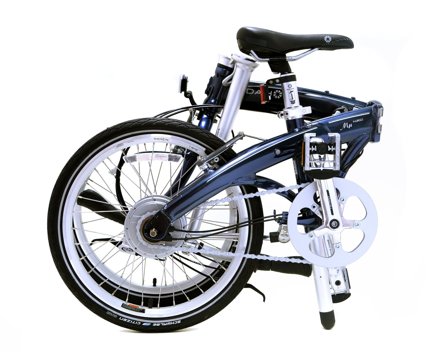 Dahon MU N-360 Folding Bike Review