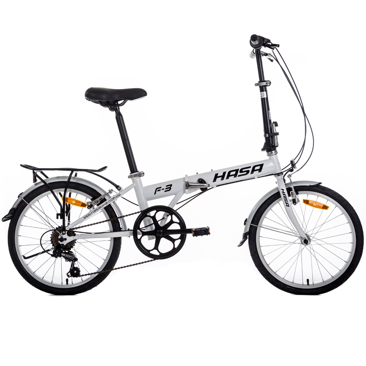 HASA F3 6 Speed Folding Bike