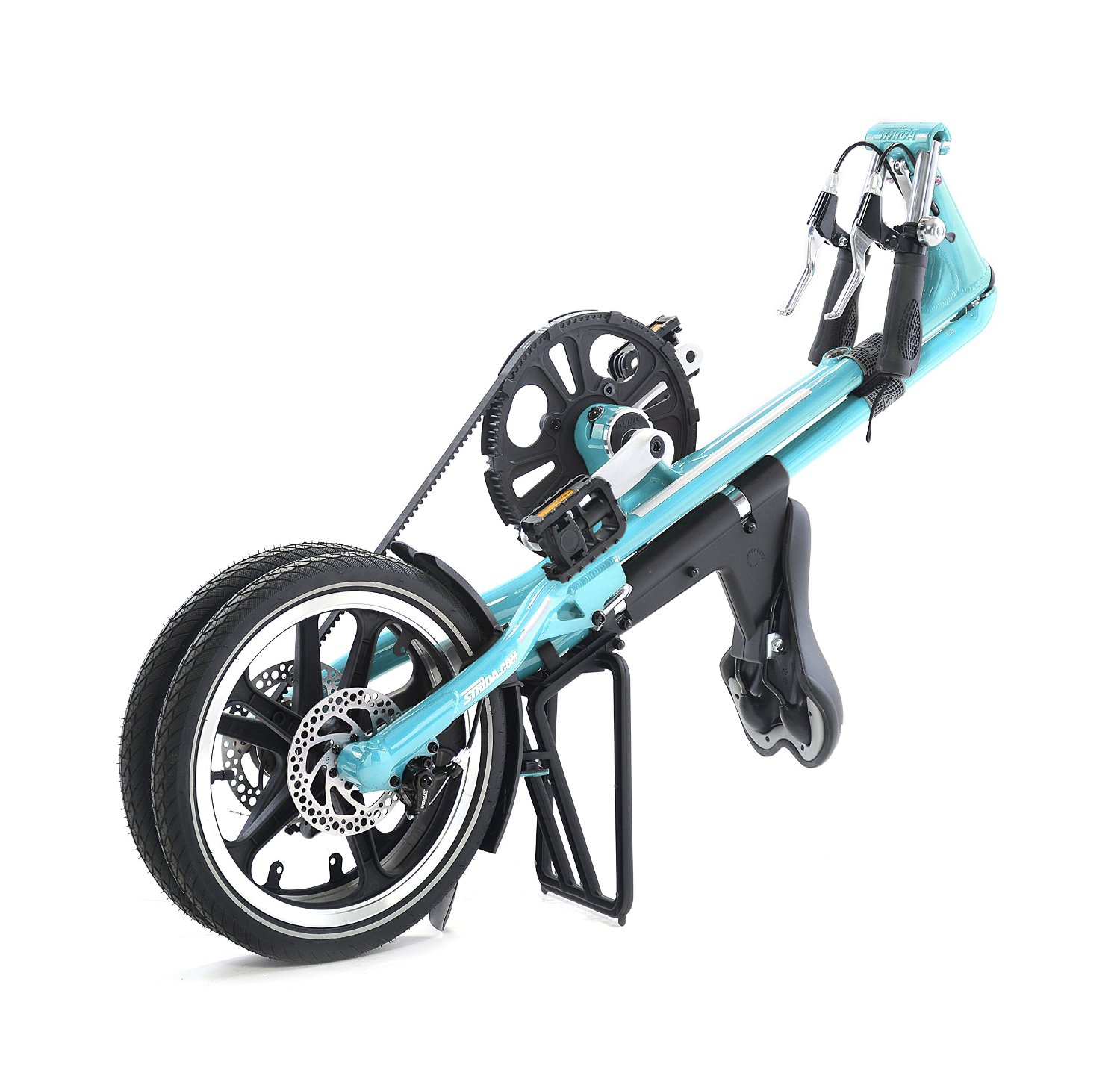 STRiDA LT Folding Bike Review