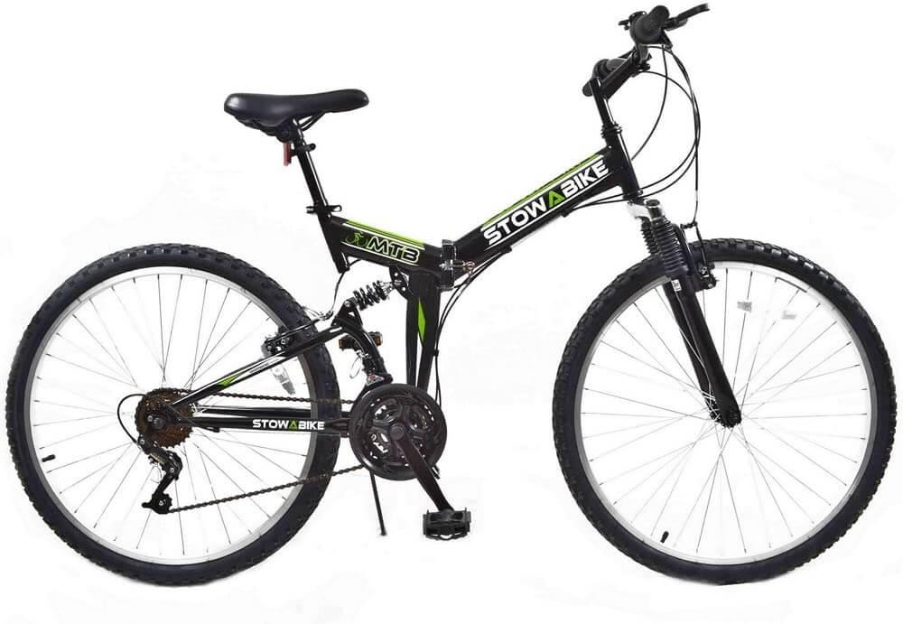 Stowabike 26 Folding Mountain Bike Review