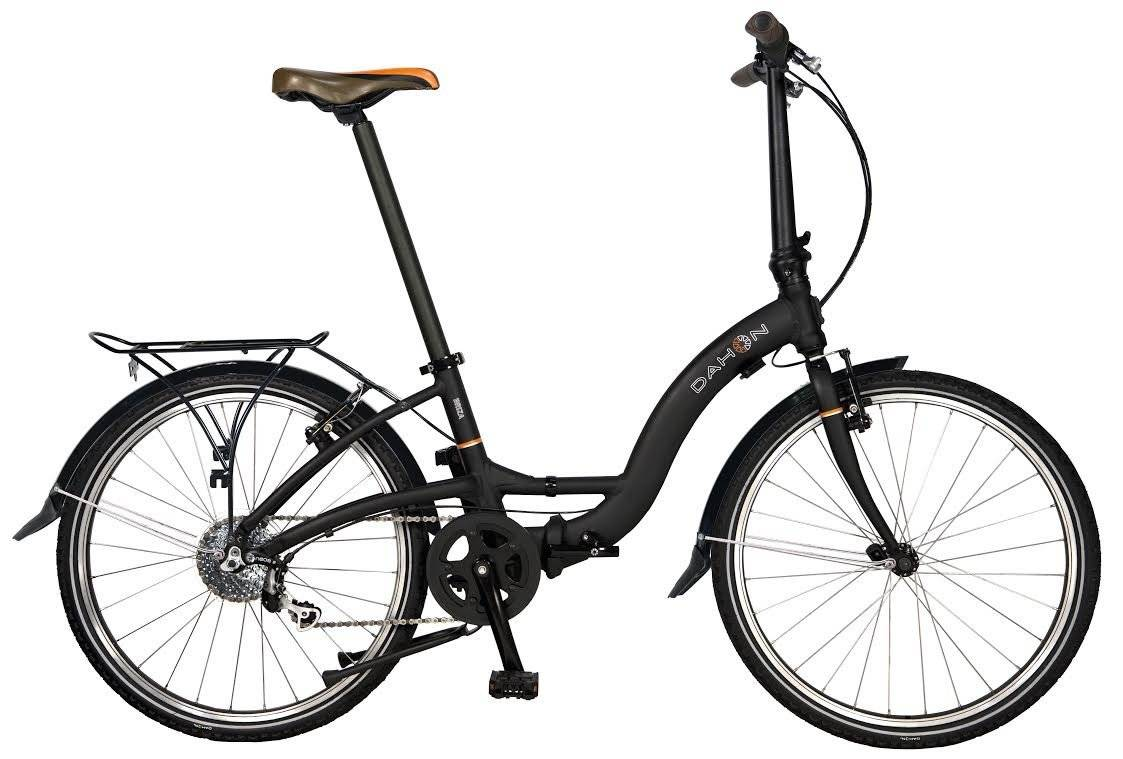Dahon Briza D8 Folding Bike Review