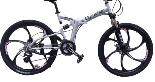 cyrusher rd-100 folding mountain bike review