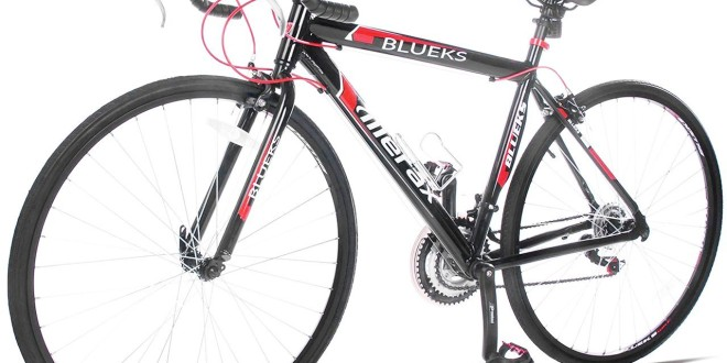 Merax Aluminum Road Bike Review
