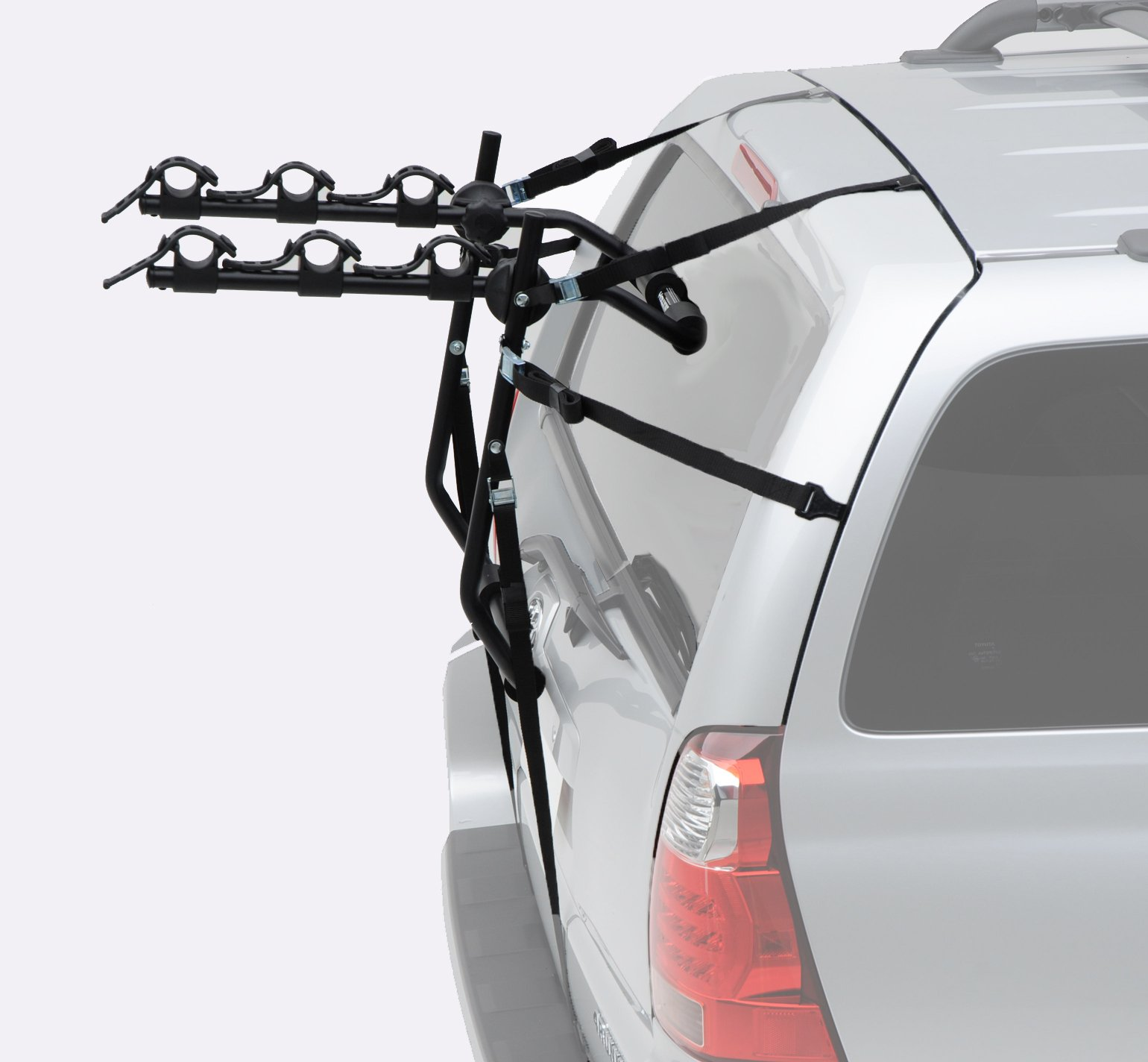 Let Me Put This Straight Right Away, There Is Actually A Bike Rack Out  There That Fits Honda Accords Like A Glove And Secures Your Bikes To It  Perfectly, ...