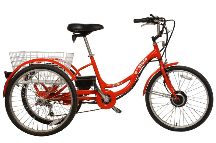 Electric Adult Tricycle 67
