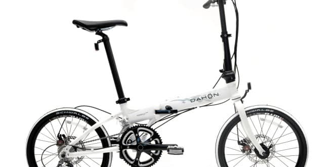 Dahon Formula S18 Folding Bike Review