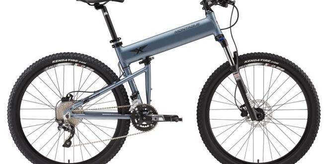 Montague Paratrooper Highline Folding Mountain Bike Review