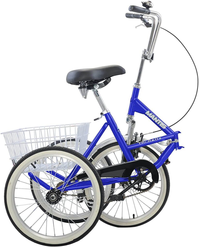 Best Adult Folding Tricycle