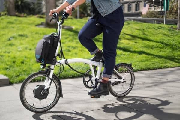 Brompton Folding Electric Bike