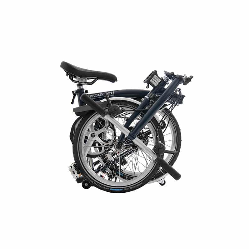 Brompton S6L Best Folding Bike for Commuting