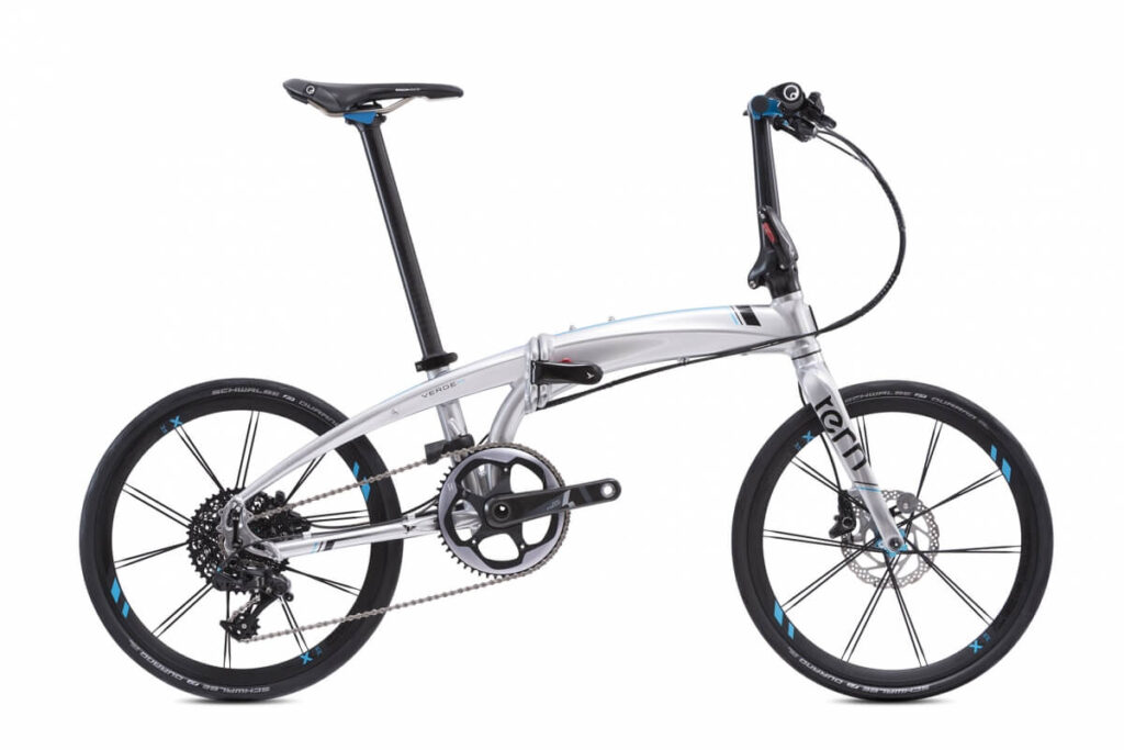 Tern Lightweight Folding Bike