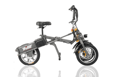 Mylo Folding Electric Tricycle